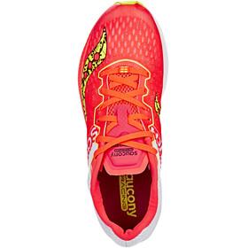 saucony Fastwitch 8 Shoes Women coral/citron